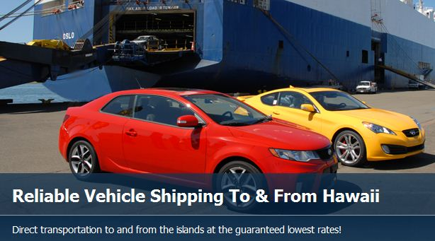 Hawaii Auto Transport and More.