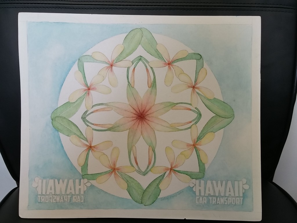 Hawaii Artwork