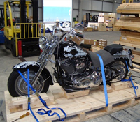 Hawaii Motorcycle Shipping