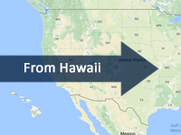 Hawaii to Michigan Auto Transport